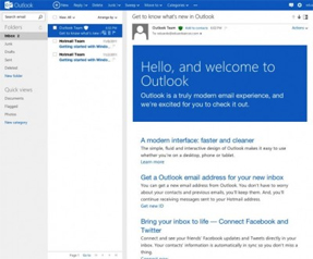 Hotmail y Outlook 4