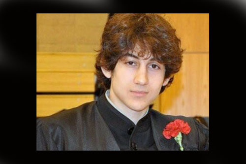 Boston Dzhokar Tsarnaev