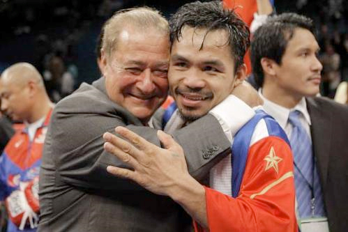 Manny Pacquiao y Arum