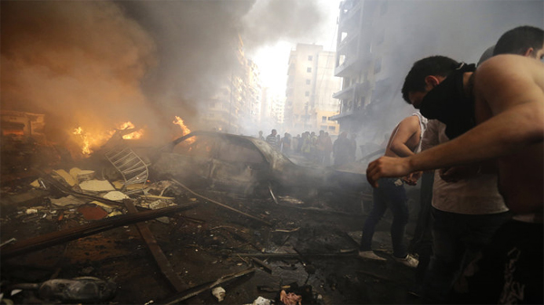 Beirut explosion 7