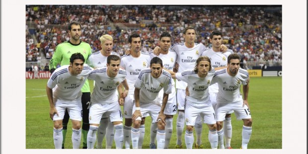 Real Madrid Portada 1