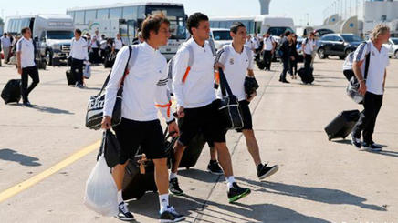 Real Madrid regreso