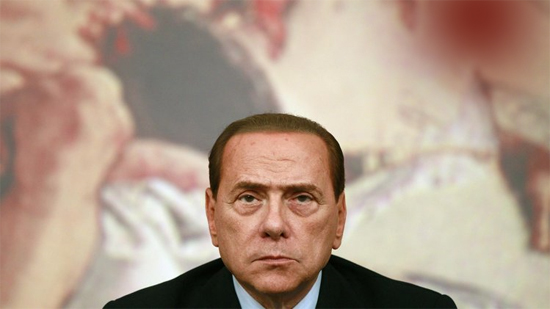 Berlusconi terrible