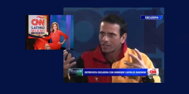 Capriles y Maria Elvira Video
