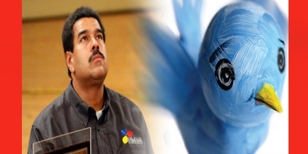Maduro contra twitter