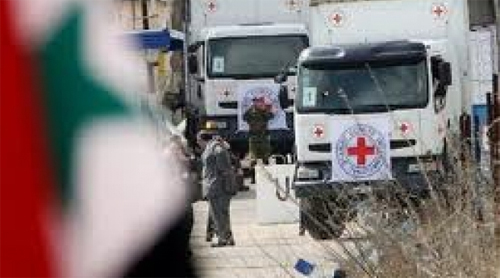 Syria Red Cross 2