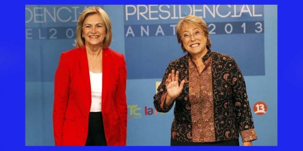 Chile Candidatas