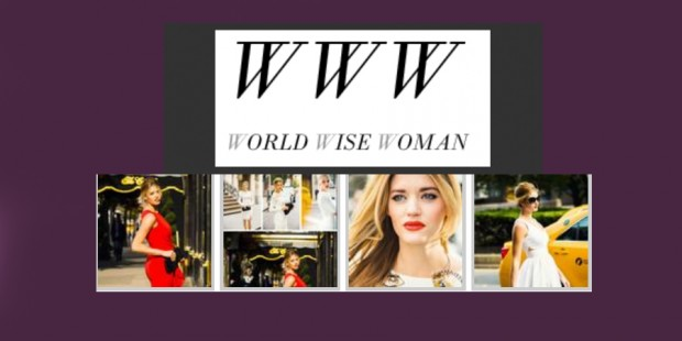 World Wise Woman portada