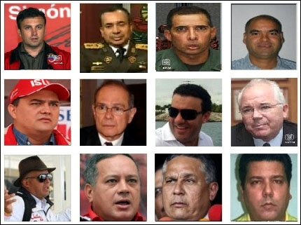 Chavistas sancionables