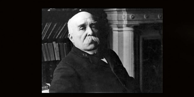 Georges Clemenceau Portada