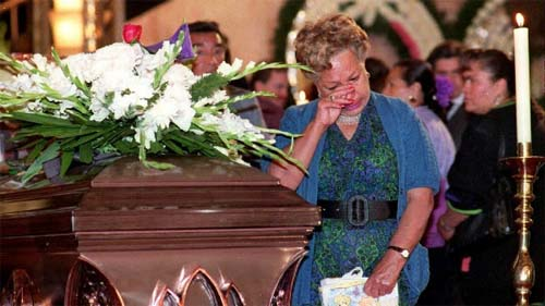 Cantinflas funeral