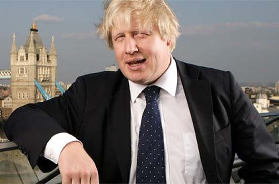 Boris Johnson Londres