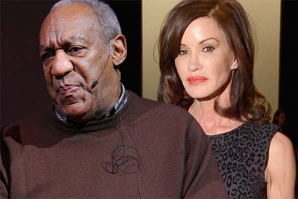Bill Cosby y Janice Dickinson