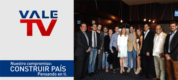 Vale TV Equipo