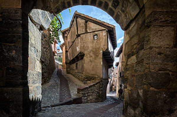 Albarracín Casa de la Julianeta