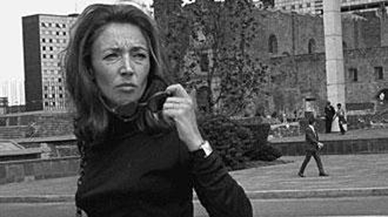 Oriana Fallaci implacable