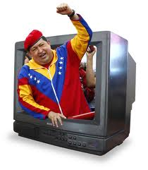 Chávez TV abuso