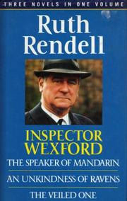 Ruth Rendell inspecctor Wexford