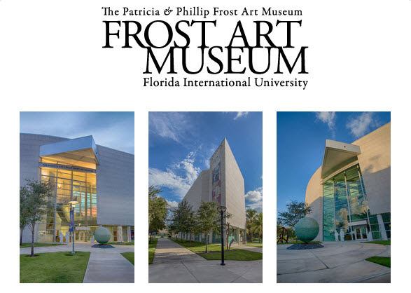 The Patricia & Phillip Frost Art Museum