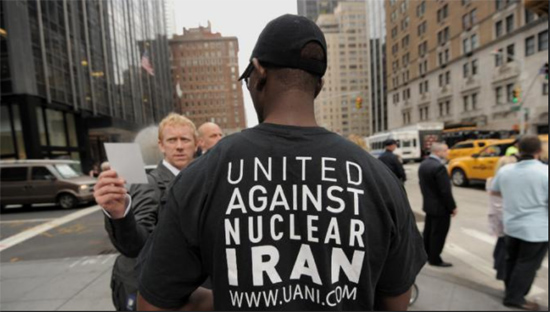 United Against Nuclear Iran 2