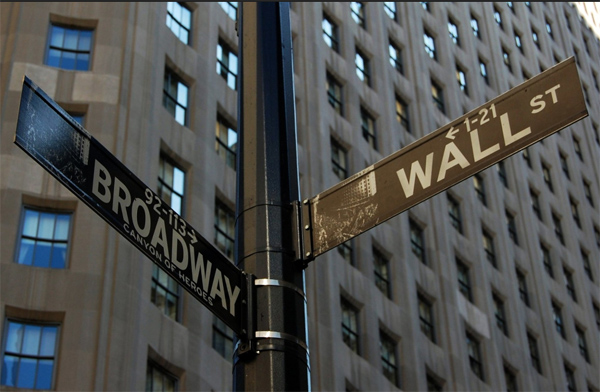Wall Street sufre 4