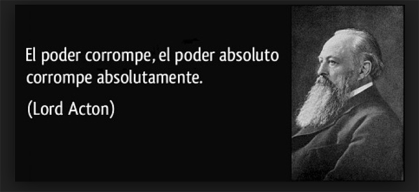 Lord Acton Frase