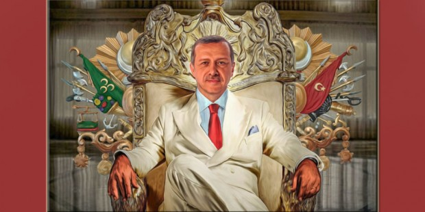 Erdogan insaciable