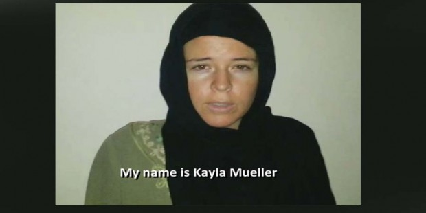 Kayla Mueller my name is
