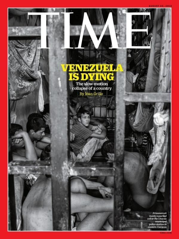 Time Venezuela is Dying