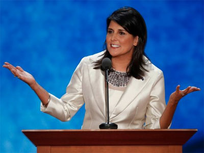 Nikki Haley foto 2