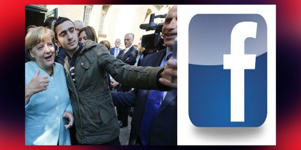 Facebook demandado por un refugiado