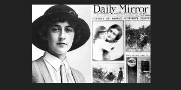 Agatha Christie en Daily Mirror