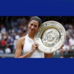 Garbiñe Muguruza venció a Venus Williams