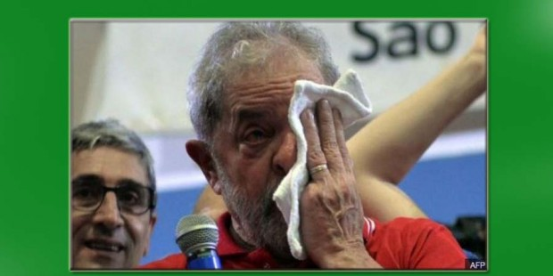 Lula un pillo
