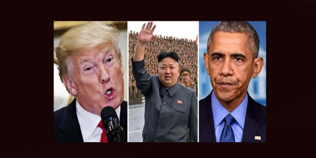 Obama Corea del Norte y Trump