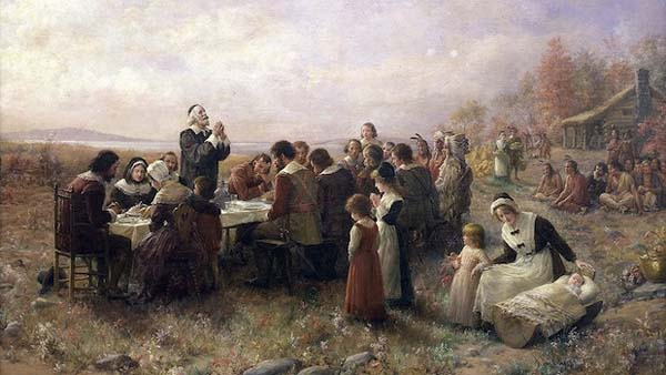 Thanksgiving historia foto 2