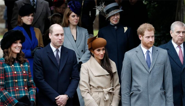 Meghan Markle y Harry foto 5