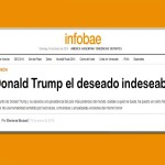 Donald Trump el deseado indeseable