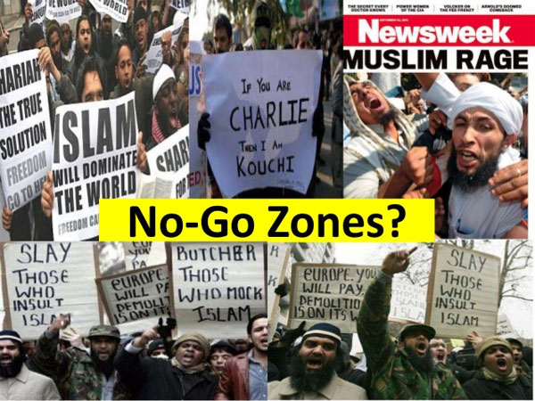 No-Go Zones