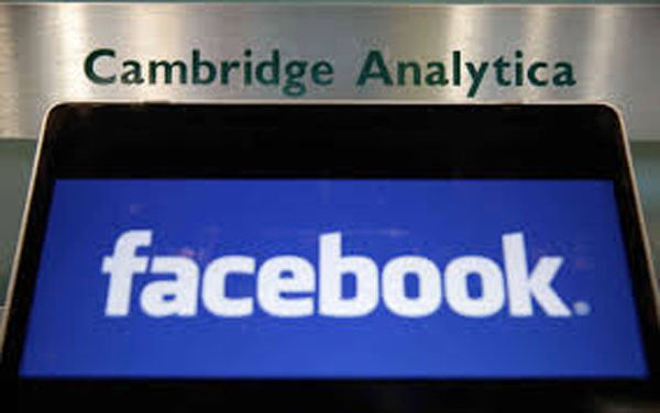 Cambridge Analytica y Facebook
