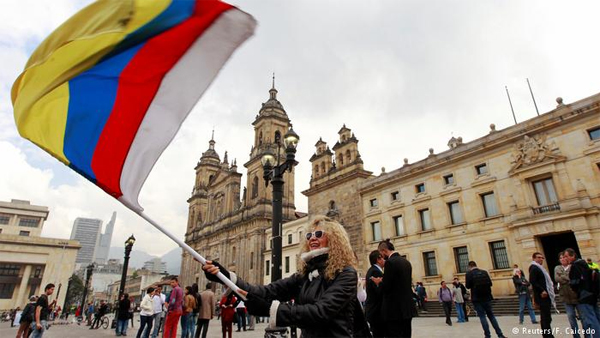 Colombia mayo 2018