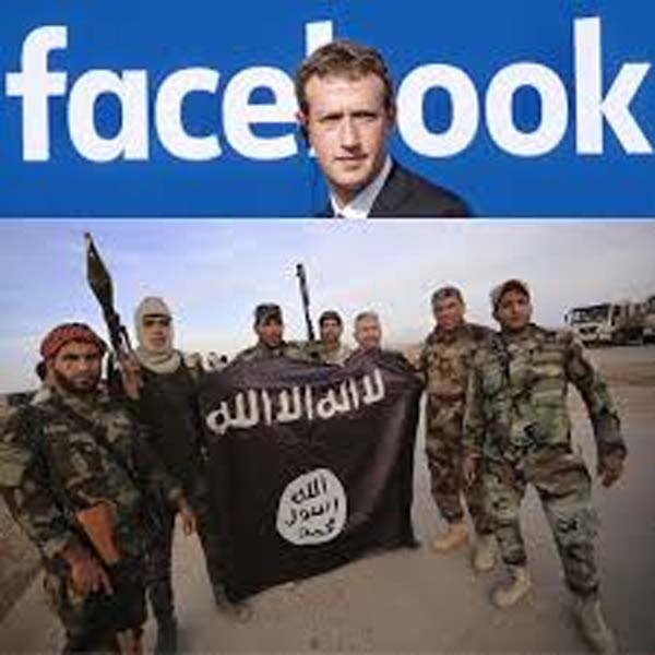 DAESH y Facebook