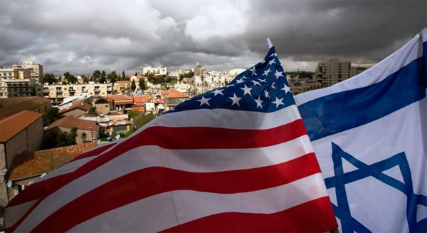 USA e Israel embajada
