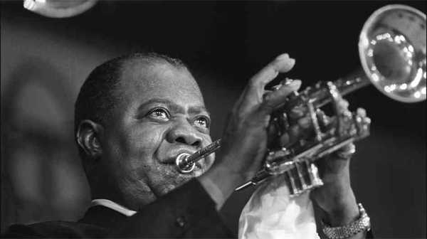 Louis Armstrong 45