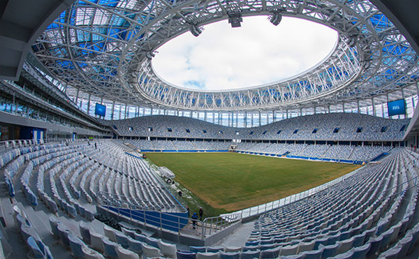 Rusia 2018 Estadium
