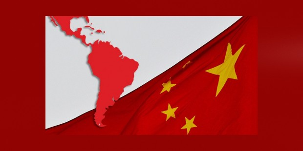 China se come a América latina