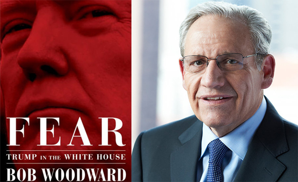 Bob Woodward Book FEAR Trump In The White House