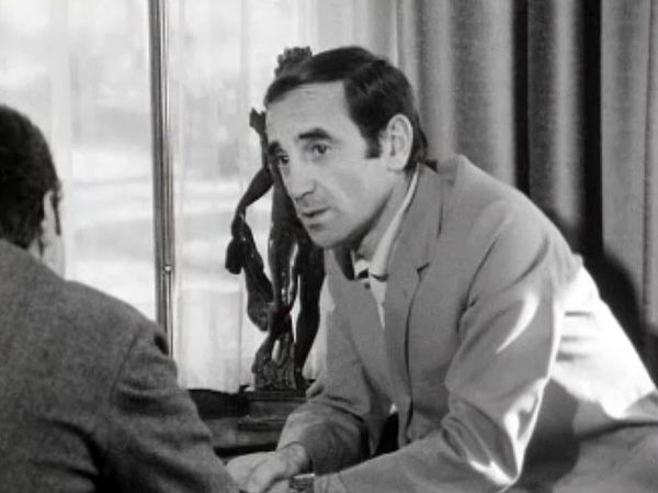 Charles Aznavour actor