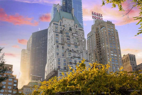 Essex House de Marriot en Nueva York