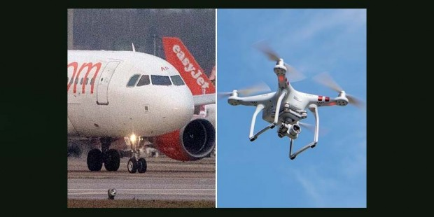 drones gatwick airport